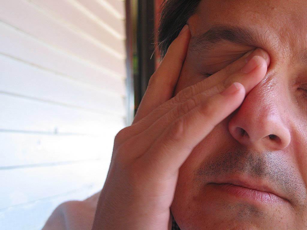 Синдром накопленной усталости