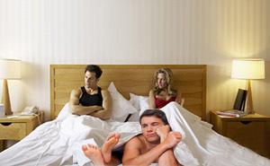 Сексуальные расстройства семейные пары